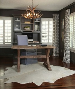 Plantation shutters Office