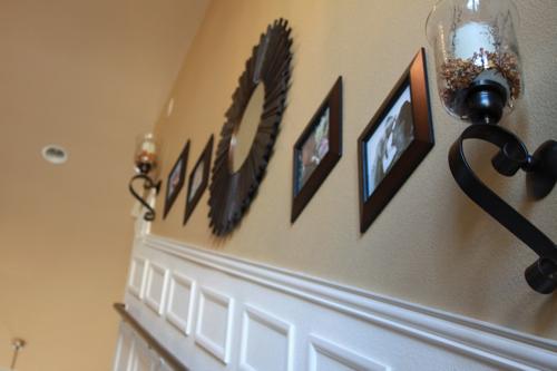 staircase makeover decor
